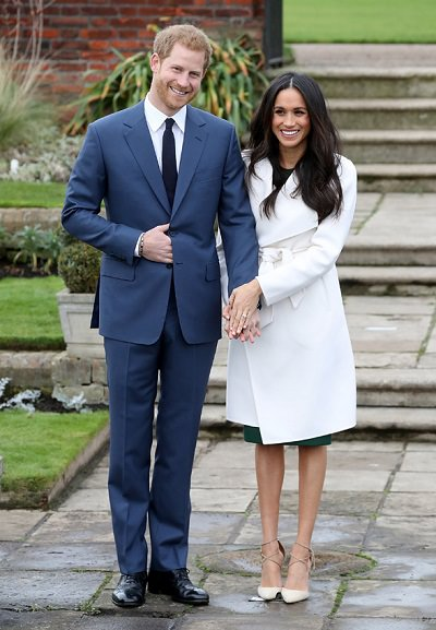 Harry sposa Meghan, le foto ufficiali