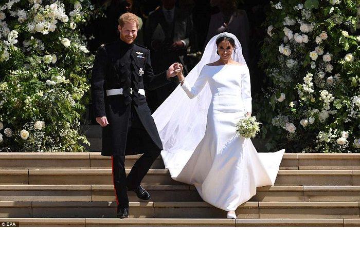 Harry e Meghna sposi