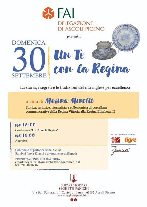 Fai 30 settembre Borgo Seghetti Panichi