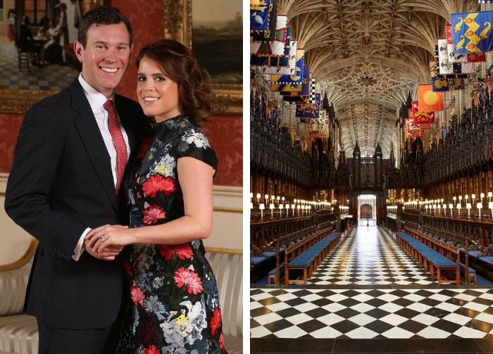 ab9e57cd5efd Ma non è alla Giarrettiera (persa proprio lì a Windsor da una dama della  corte di Edoardo III il quale salvò l onore della signora raccogliendo ...