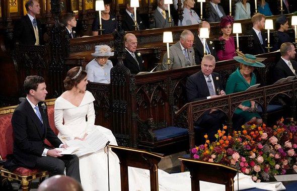 Eugenie, Jack e la regina