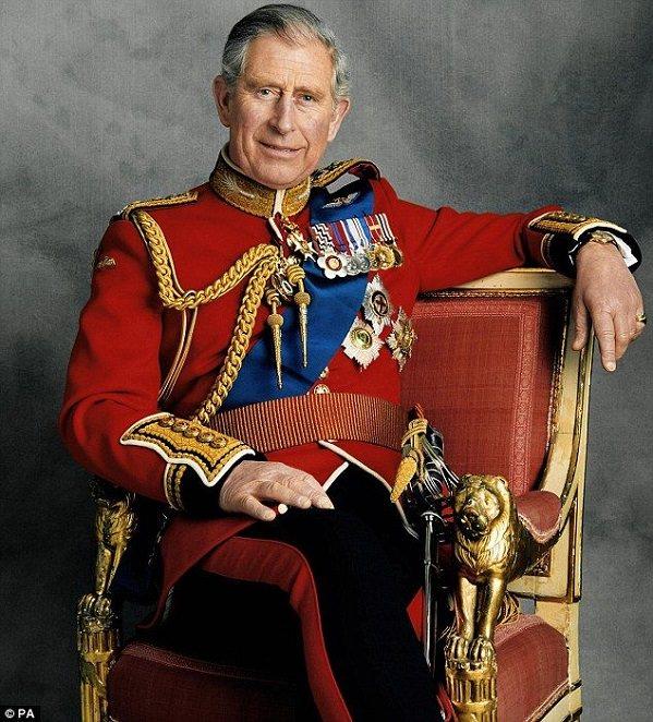 Il principe Carlo, foto ufficiale per i 60 anni