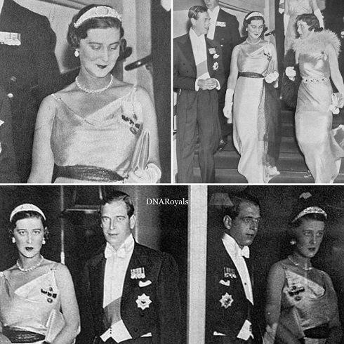 il duca e la duchessa di Kent