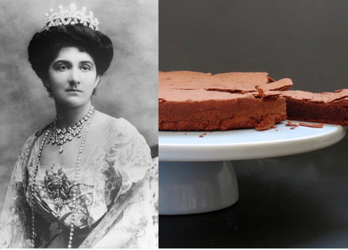 La regina Elena e la torta Tenerina