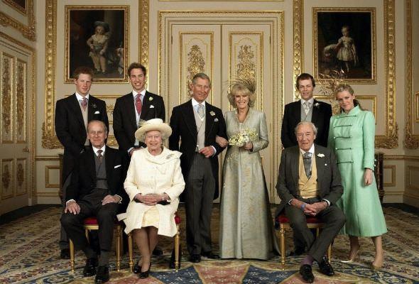 contenuti extra Carlo e Camilla Windsor