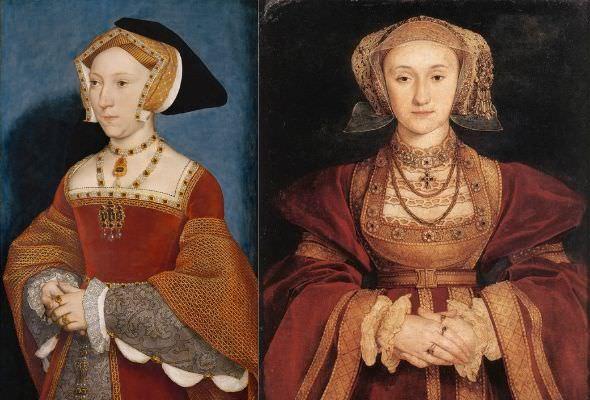 Le sei mogli di Enrico VIII Jane Seymour e Anna di Clevès