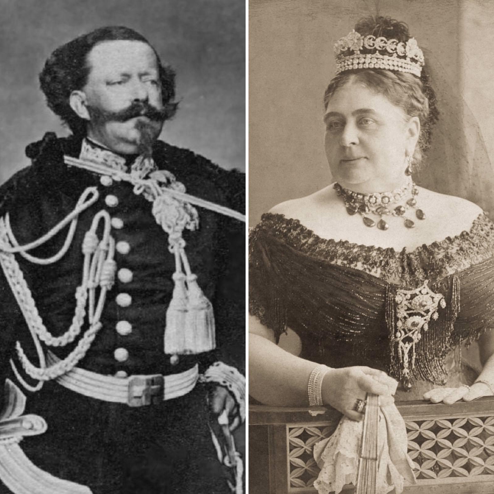 Promessi Sposi, Vittorio Emanuele e Mary