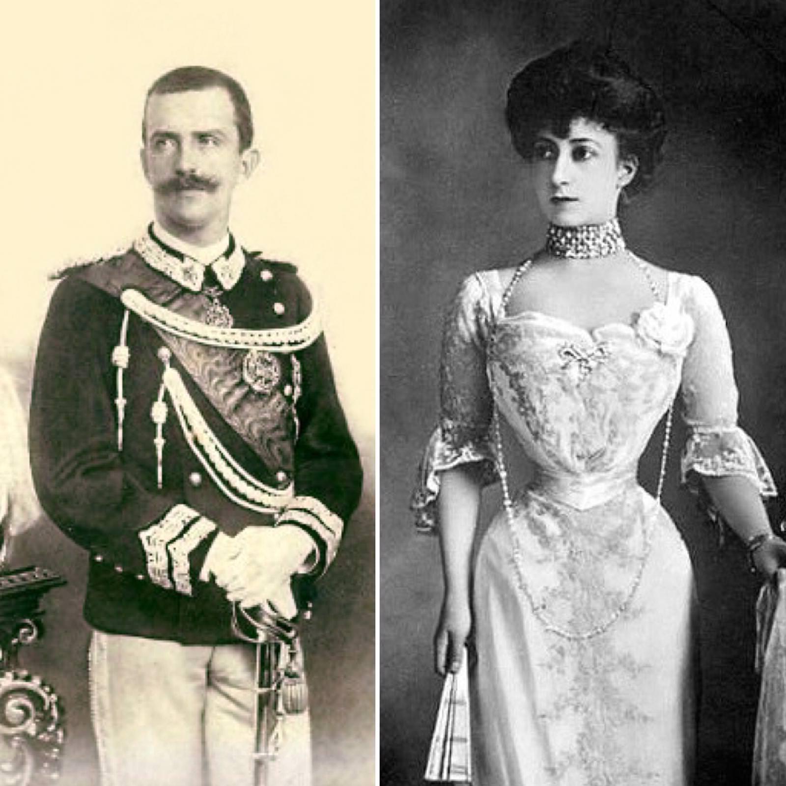 Promessi Sposi Vittorio Emanuele e Maud