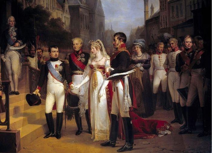 Luisa di Prussia a Tilsit