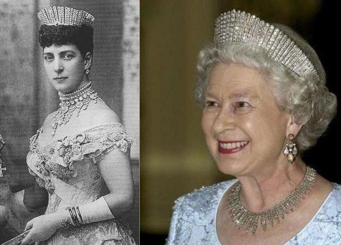 i diamanti della regina