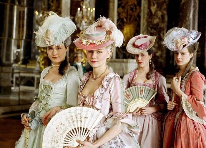 Maria Antonietta al cinema