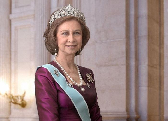 Sofia di Grecia regina di Spagna