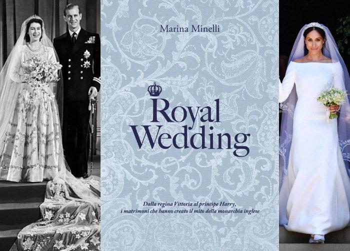 royal wedding il libro