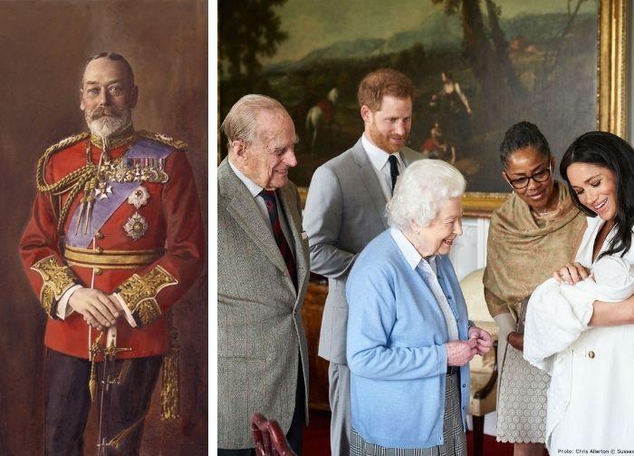 Archie Mountbatten Windsor